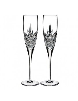 Waterford Love Forever Flute, Pair by Waterford