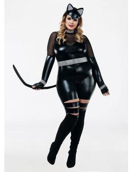 Cat Burglar Halloween Costume by Ashley Stewart