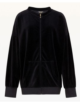 Velour Beverly Jacket by Juicy Couture