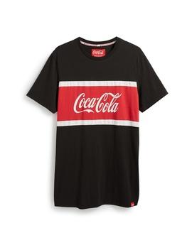 T Shirt Coca Cola Preto by Primark