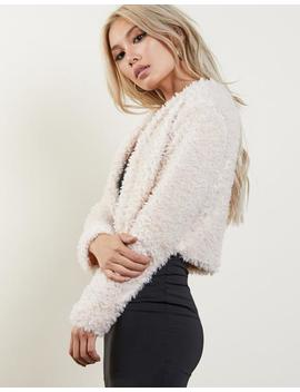 All The Feels Fuzzy Cardigan by 2020 Ave