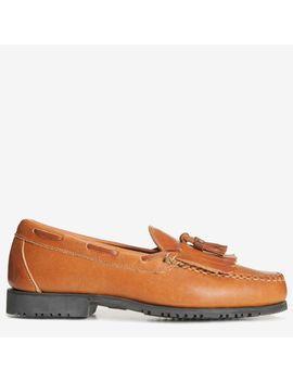 Factory 2nd   Nashua Tassel Loafers by Allen Edmonds
