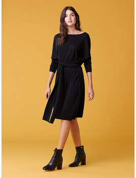 Carolyn Boatneck Dress by Dvf