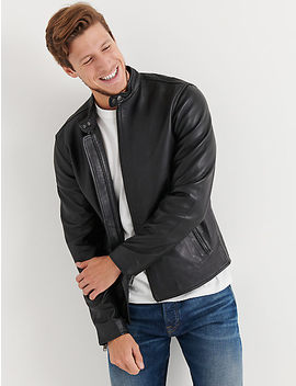 Clean Leather Bonneville by Lucky Brand