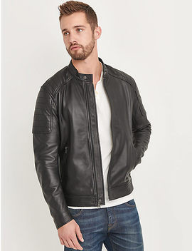 Clean Moto Panel Jacket by Lucky Brand