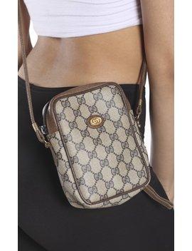 Vintage Gucci Side Bag by Frankie.