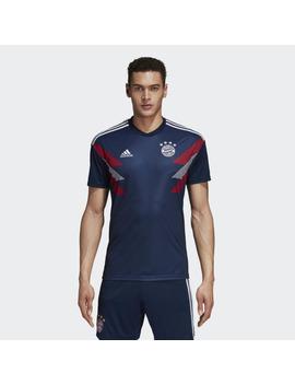 Fc Bayern Pre Match Jersey by Adidas