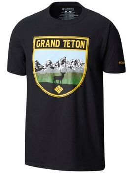 Men's Jacksonhole Cotton Tee Shirt by Columbia Sportswear