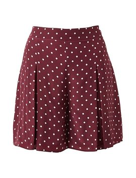 Daisy Print Short by Witchery