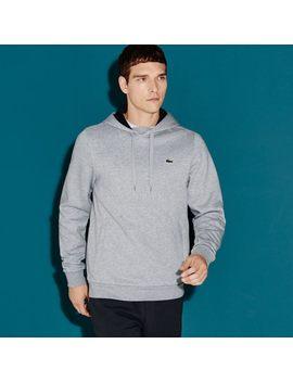 Herren Sweatshirt Aus Fleece Mit Kapuze Lacoste Sport Tennis by Lacoste