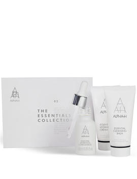 Alpha H The Essentials Collection by The Hut