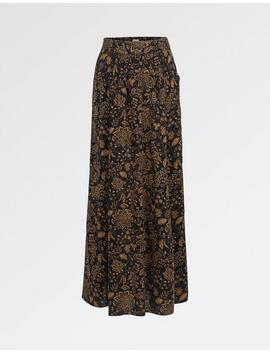 Keeley Crochet Floral Maxi Skirt by Fat Face