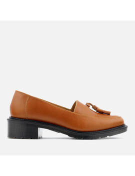 Dr. Martens Women's Favilla Analine Slip On Shoes   Oak by The Hut