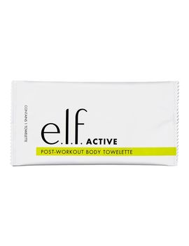 Active Post Workout Body Towelette by Eyes Lips Face Cosmetics