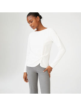 Haalie Twist Top by Club Monaco