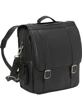 Convertible Backpack/Laptop Brief by Le Donne Leather