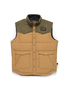 Rounder Vest by Howler Brothers