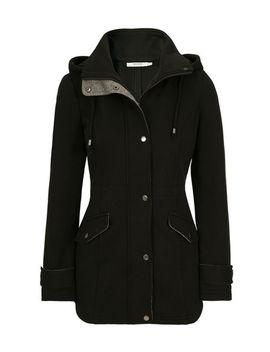 Fleece Anorak Jacket by Ricki's