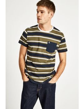 Cardell Stripe T Shirt by Jack Wills