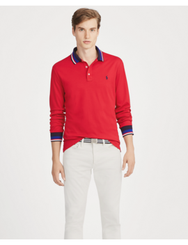 Custom Slim Soft Touch Polo by Ralph Lauren