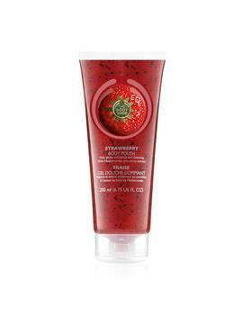 Strawberry Body Polish by The Body Shop