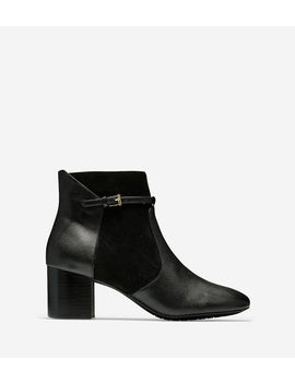 Paulina Grand Bootie (60mm) by Cole Haan