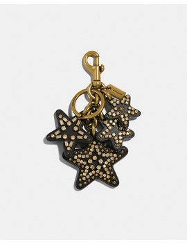 Clustered Stars Bag Charm by Coach