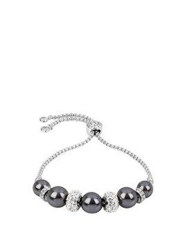 Pearl Slider Bracelet by Henri Bendel