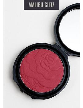 Rose Cheek Pop Blush  Silky Rose by Rich On