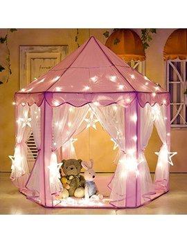 Porpora Princess Portable Playhouse Childrens by Porpora