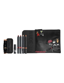 Soft & Smokey: Babe Boss To Party Babe..In 10 Minutes Set (Limited Edition) by Nudestix