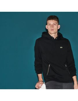 Men's Sport Hooded Tennis Sweatshirt by Lacoste