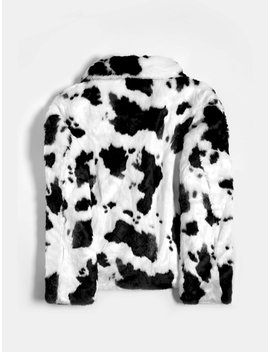 Cow Coat by Skinnydip