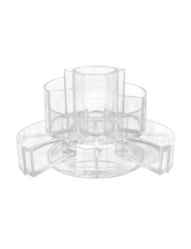 Soho Expandable Cylinder Vanity Acrylic Organizer1.0 Ea by Walgreens