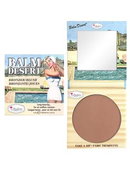 The Balm Balm Desert Blush Bronzer Balm Desert0.23 Oz by Walgreens