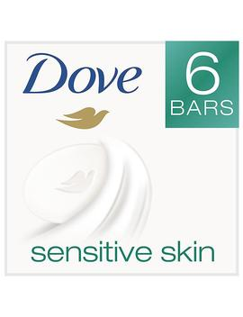 Dove Beauty Bar Sensitive Skin4.0 Oz X 6 Pack by Walgreens