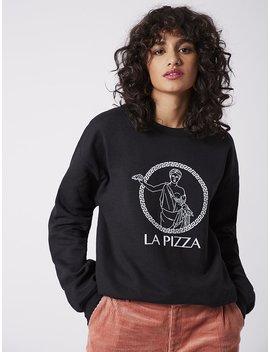 La Pizza Sweatshirt by Skinnydip