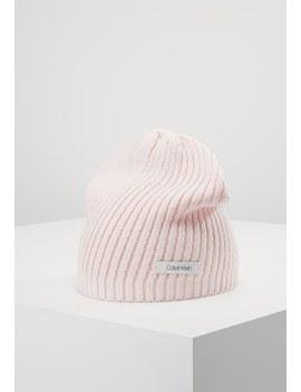 Diagonal Beanie   Czapka by Calvin Klein