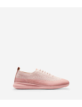 Women's 2.ZerØgrand Water Resistant Oxford With Stitchlite™ by Cole Haan