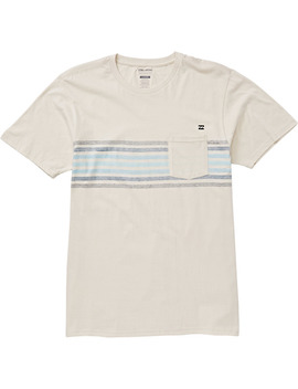 Spinner Pocket Tee by Billabong