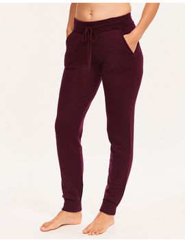 Merino Cuffed Jogger by Figleaves