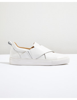 Olivia Slip On Trainer by Jigsaw