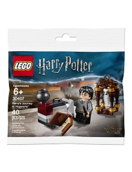 Lego Harry Potter Harry´S Journey To Hogwarts 30407 by Toys Rus