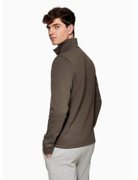 Only &Amp; Sons Zip Sweatshirt by Topman