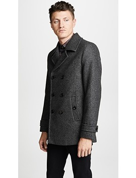 Grilld Peacoat by Ted Baker