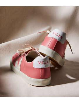Veja Esplar Blush Sneakers by Lou & Grey