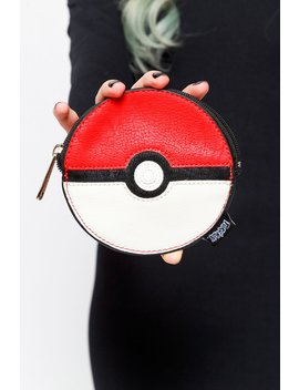 Pokeball Coin Purse by Goodbye Bread