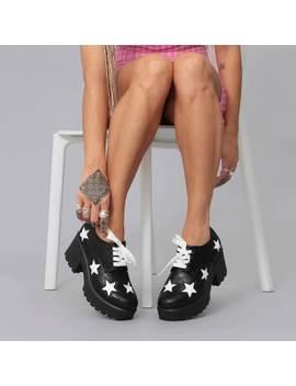 Asami Star Shoes by Koi Footwear