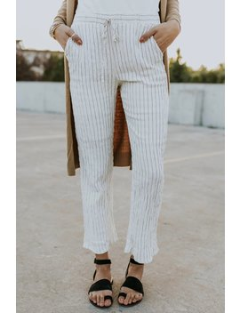 Harrison Stripe Pant by Roolee