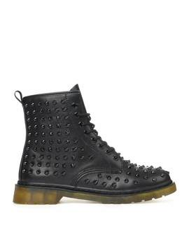Nito Spiked Boots by Koi Footwear